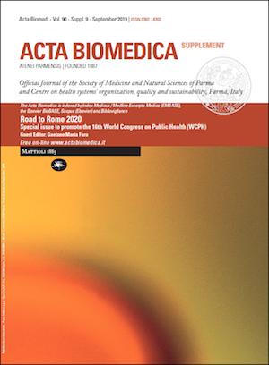 Cover Acta Bio Medica Sept 2019